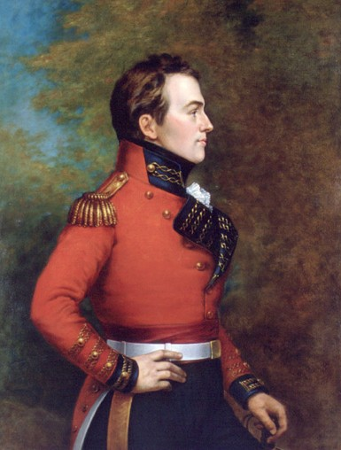 Major General Sir Isaac Brock